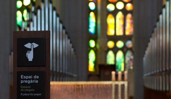 La Sagrada Familia – Details