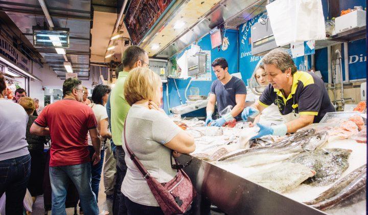 Mercado de Verónicas – Murcia