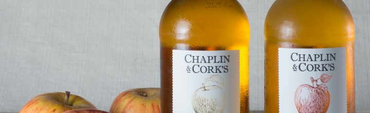 Chaplin & Cork's Somerset Cider