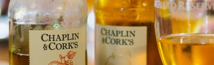 Chaplin & Cork's Somerset Reserve Cider