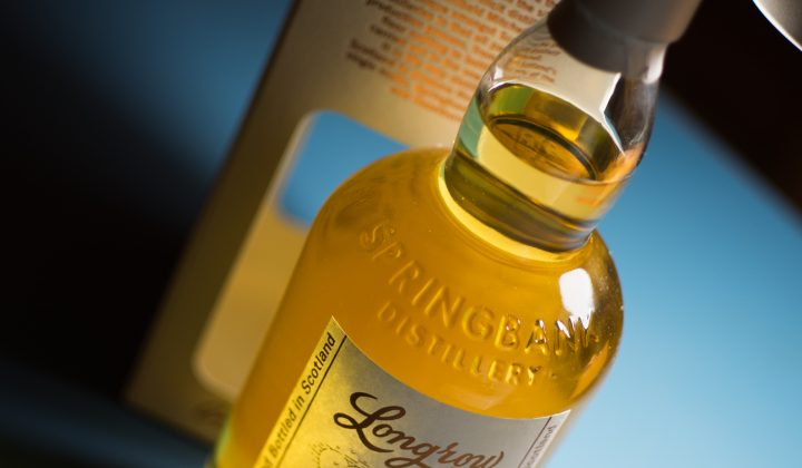 Longrow – Peated Single Malt Scotch Whisky
