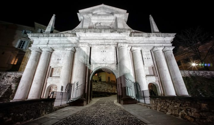 Bergamo – Porta San Giacomo
