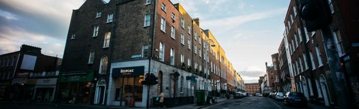 Dublin streets ultrawide