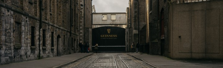 Dublin – Guinness Storehouse