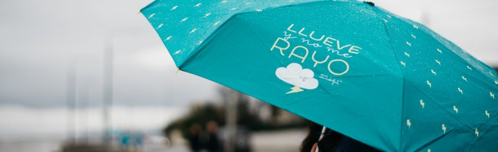 Llueve y no me Rayo