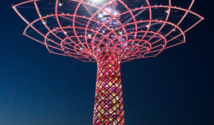 Expo 2015 – Albero della Vita
