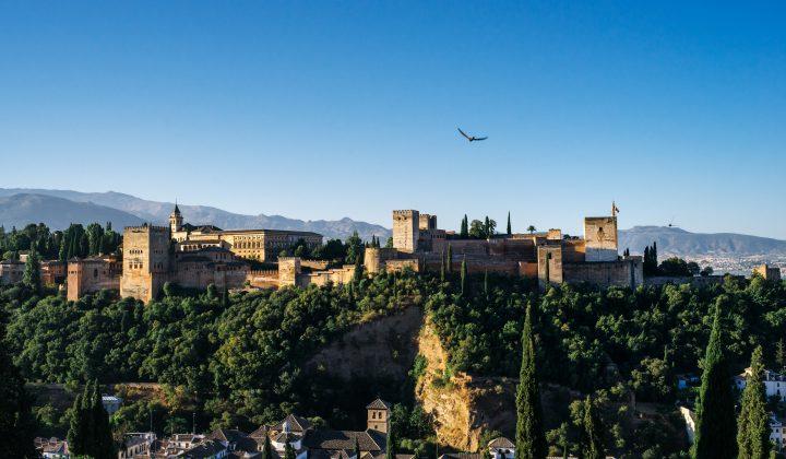 Alhambra y Albaicín