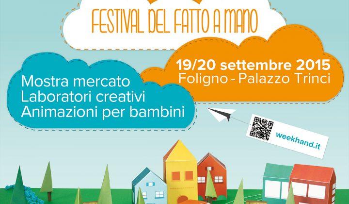Week Hand – Festival del fatto a mano