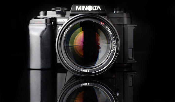 Minolta AF 9000