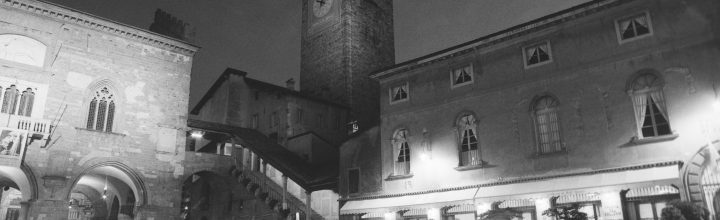 Bergamo in 645 wide – Ilford HP5 Plus @1600